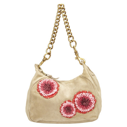 Miu Miu Shoulder bag made of suede