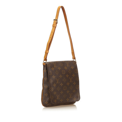 Louis Vuitton Monogram Musette Salsa Korte Band