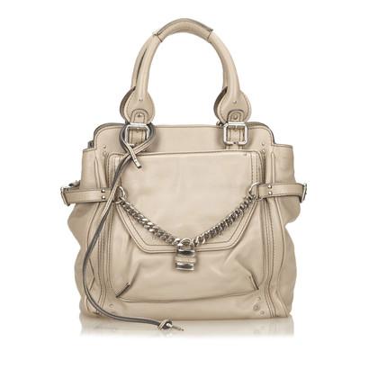Chloé Leather Paddington Handbag
