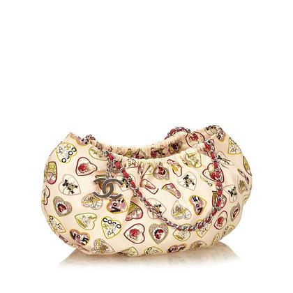 Chanel Valentine Canvas Handtasche