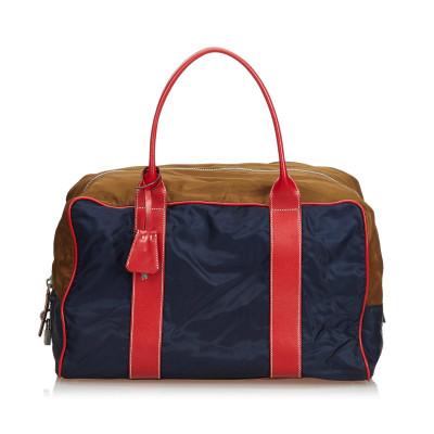 511e8fbf0671 Prada Travel bags Second Hand: Prada Travel bags Online Store, Prada ...