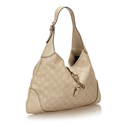 Gucci Guccissima Leather Jackie Shoulder Bag