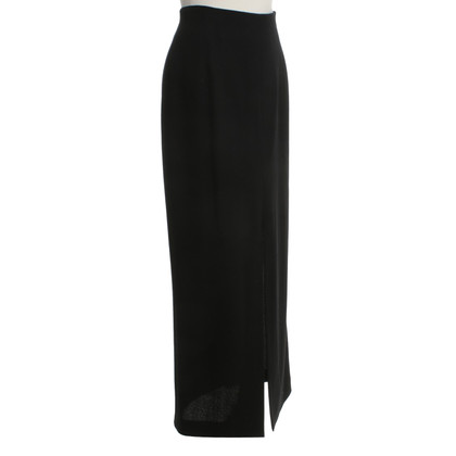 Rena Lange Langer skirt in black