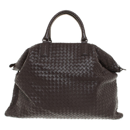 Bottega Veneta Gli amanti dello shopping a Brown