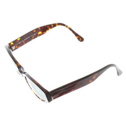 Dolce & Gabbana Narrow sunglasses