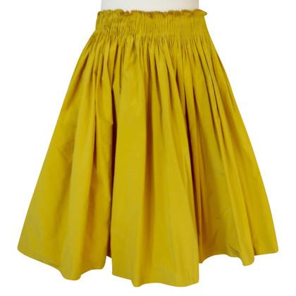 Prada Rock in giallo senape