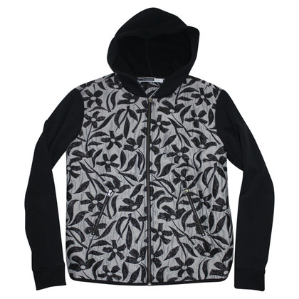 Sport Max Hooded jacket with pattern