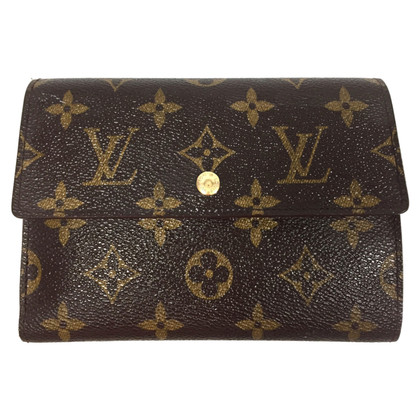 Louis Vuitton Portafoglio da Monogram Canvas