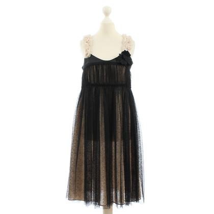 Schumacher Lace dress in Empire line