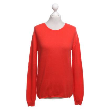 FTC Kasjmier trui in rood