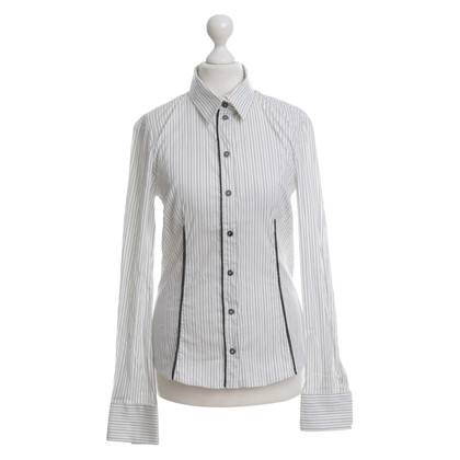 D&G Blouse with stripe pattern