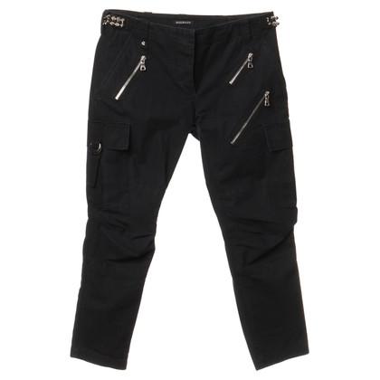 Balmain Pantaloni con borchie trim