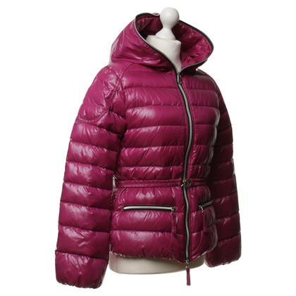 Duvetica Down jacket in pink