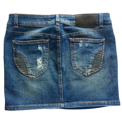 Pierre Balmain Jeans Skirt