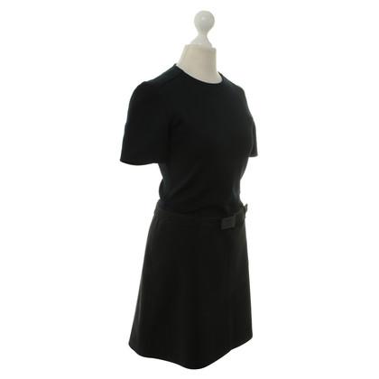 Prada Dress in Midnight Blue