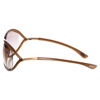 Tom Ford Bruine zonnebril