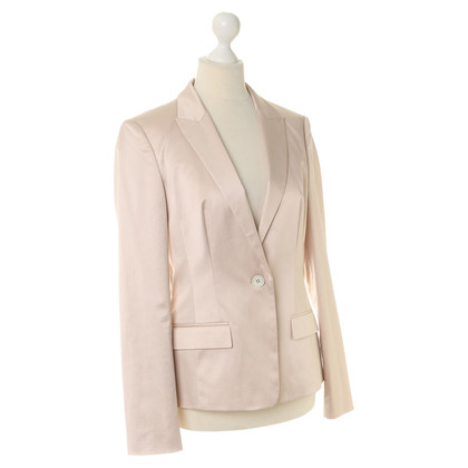 Hugo Boss Blazer in Zart-Rosé