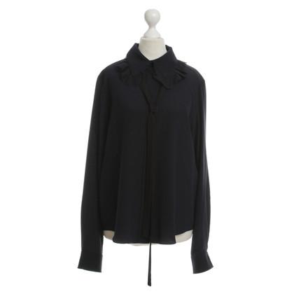 Chloé Seta camicia button