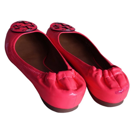 Tory Burch Patent leather ballerinas