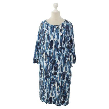 Cos Patroon jurk