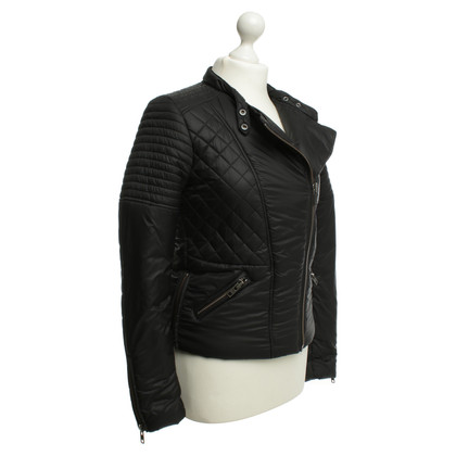 Maison Scotch Quilted Jacket