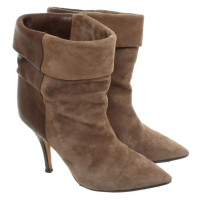 Isabel Marant Ankle boots in dark beige