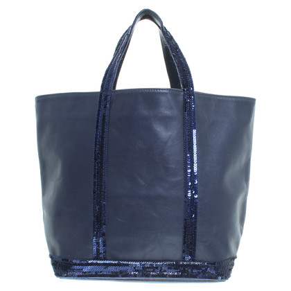 Vanessa Bruno Ledershopper with sequins