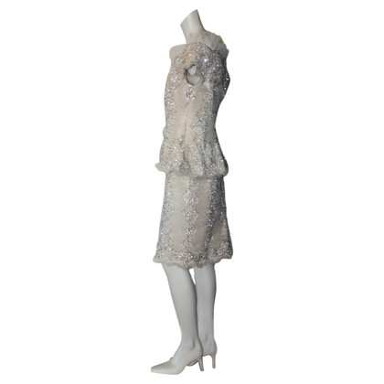 Andere merken Ensemble white with sequins