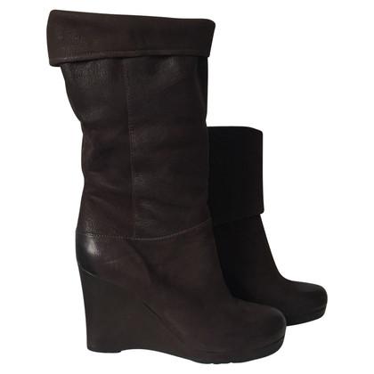 Prada laarzen bruin