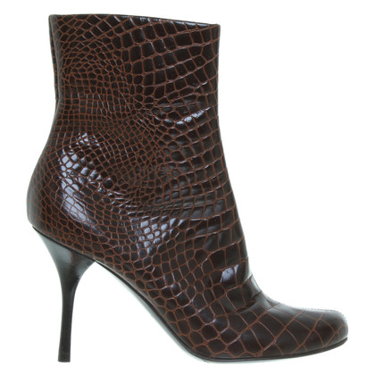 Giuseppe Zanotti Heel ankle boots in Brown