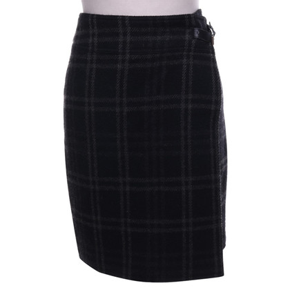 Ralph Lauren skirt with checked pattern