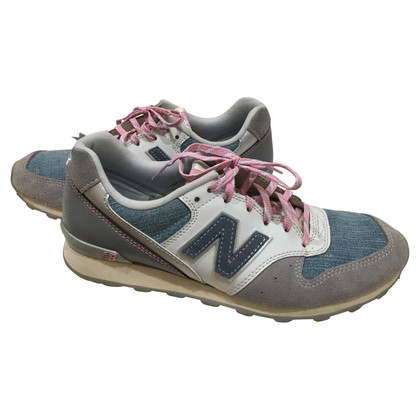 New Balance Material mix sneakers