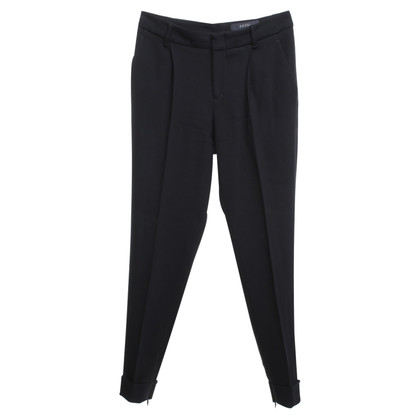 Gucci trousers in black