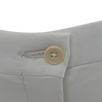 Etro pantaloni classici in bianco crema