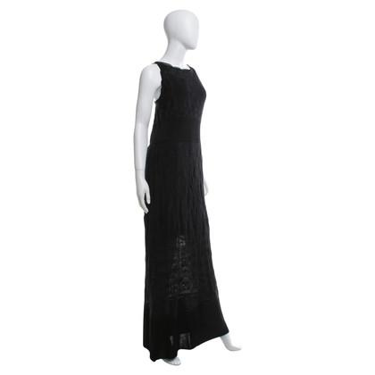 Chanel Maxi jurk in zwart