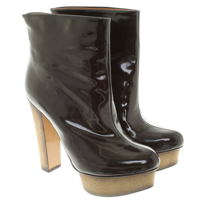 Eva Turner Ankle boots in brown