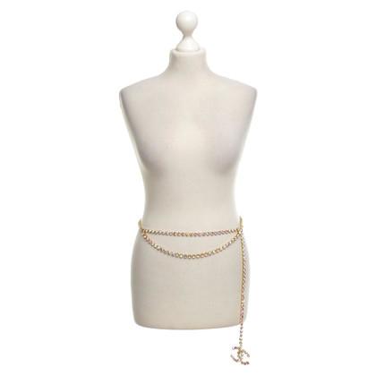 Chanel Cintura con pietre decorative