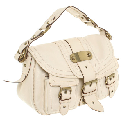 Marc Jacobs Handtasche in Creme