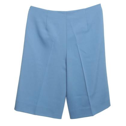 Prada Slip eleganti in blu