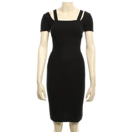 Versace Kleid in Schwarz
