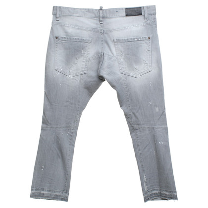 Dsquared2 Jeans in lichtgrijs