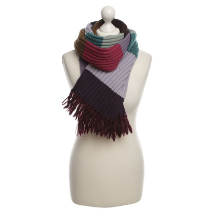 Joseph Scarf made of wool