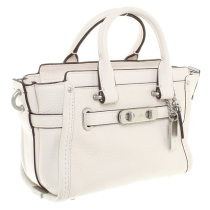 Coach Bag in White