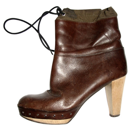 Marni Ankle boots in brown