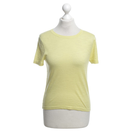 360 Sweater T-shirt en jaune