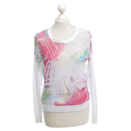 Karen Millen Pullover mit Musterprint