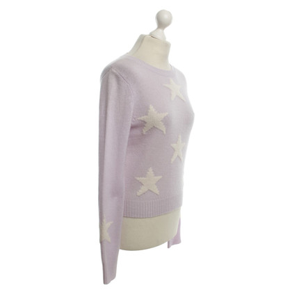 360 Sweater Cashmere sweaters in lilac