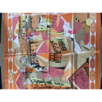 Emilio Pucci Foulard Emilio Pucci orange