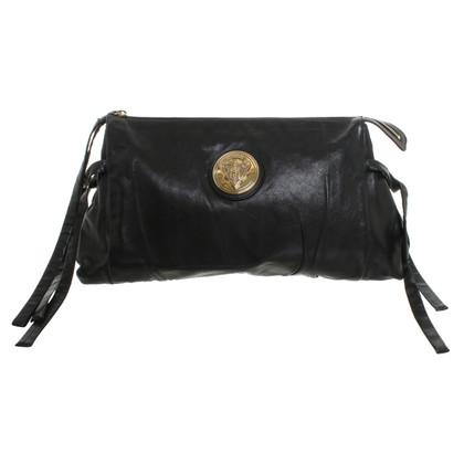 Gucci clutch in zwart