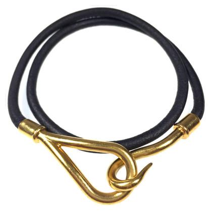 """Hermès Bracelet """"jumbo double tour"""""""